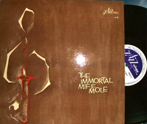 【米Jazzology mono】Miff Mole/The Immortal