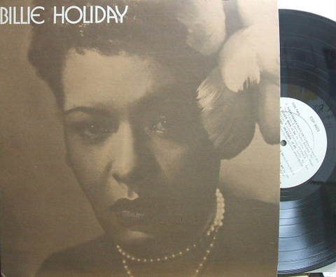 【米ESP mono】Billie Holiday/1953-56 Radio & TV Broadcasts vol.2