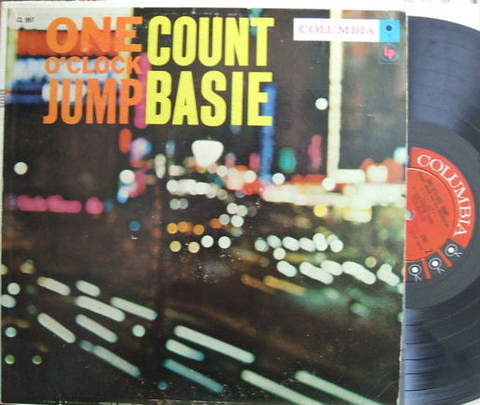 【米Columbia mono】Count Basie/One O'clock Jump