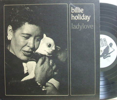 【米United Artists mono】Billie Holiday/Ladylove (Sonny Clark, etc)