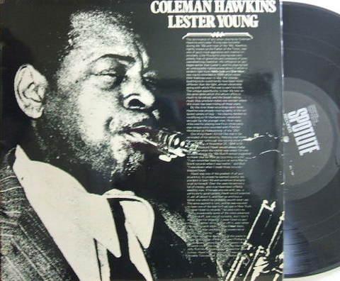 【英Spotlite mono】Coleman Hawkins-Lester Young/Same