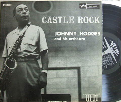 【米Verve mono】Johnny Hodges/Castle Rock