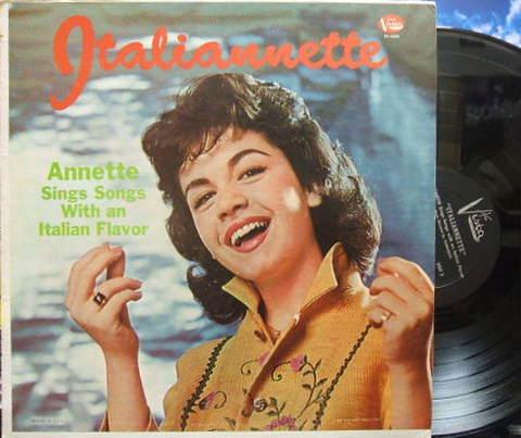 【米Buena Vista mono】Annette/Italiannette