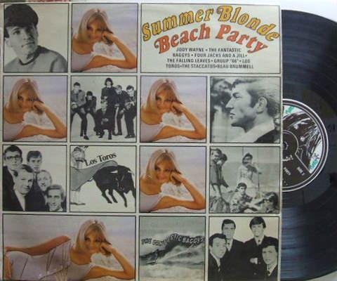 【南アClairol mono】Fantastic Baggys, etc/Summer Blonde Beach Party