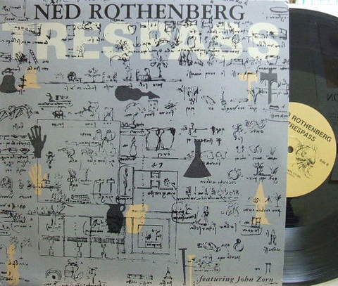 【米Lumina】Ned Rothenberg/Trespass (John Zorn)