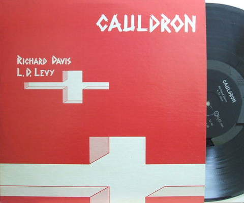 【米Corvo】Richard Davis & L. D. Levy/Cauldron