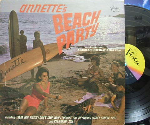 【米Buena Vista mono】Annette/Annette's Beach Party