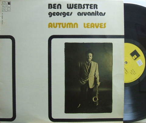 【仏Futura】Ben Webster/Autumn Leaves