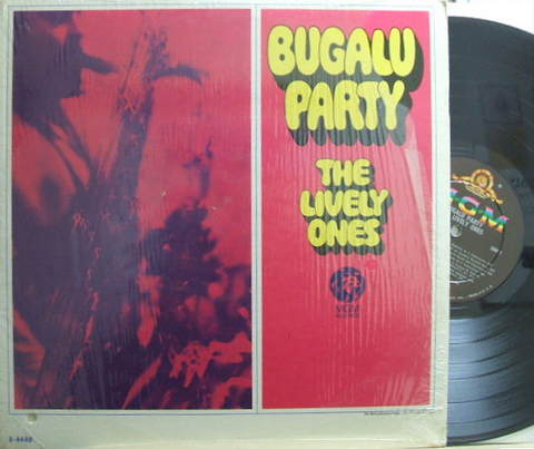 【米MGM】The Lively Ones/Bugalu Party