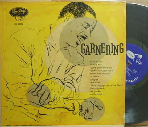 【米EmArcy mono】Erroll Garner/Garnering