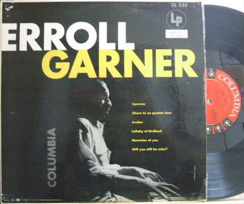 【米Columbia mono】Erroll Garner/Same
