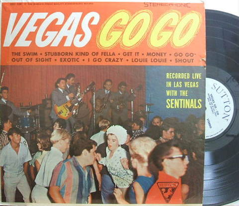 【米Sutton】The Sentinals/Vegas Go Go (John Barbarta)