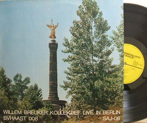 【独SAJ】Willem Breuker Kollektief/Live in Berlin