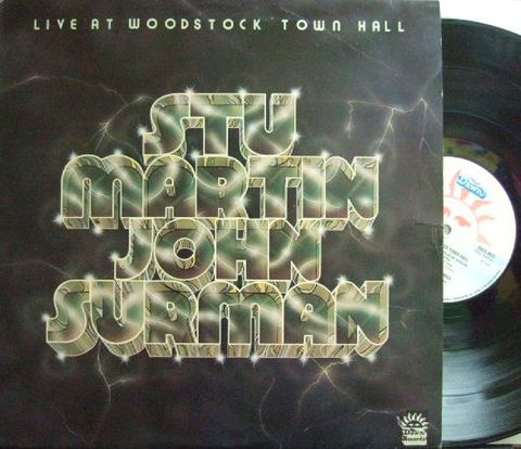 【英Dawn】Stu Martin, John Surman/Live At Woodstock Town Hall