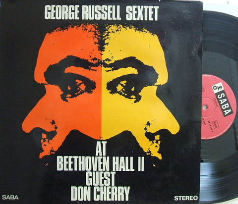 【独Saba】George Russell/At Beethoven Hall II (Don Cherry)