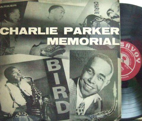 【米Savoy mono】Charlie Parker/Memorial (Miles Davis, Bud Powell, Duke Jordan, John Lewis, etc)