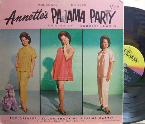 【米Buena Vista mono】Annette/Pajama Party