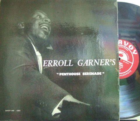 【米Savoy mono】Erroll Garner/Penthouse Serenade