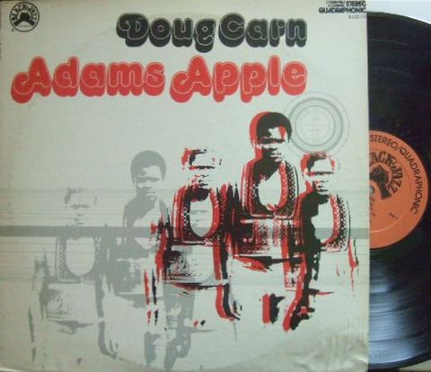 【米Black Jazz】Doug Carn/Adams Apple