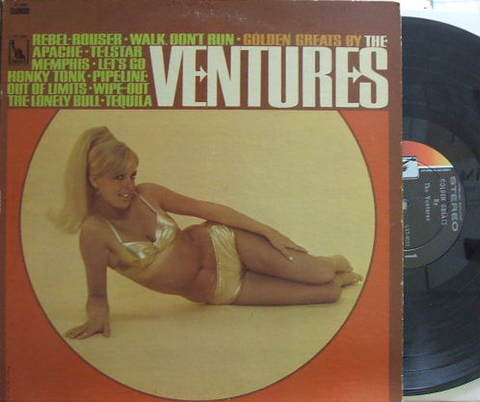【米Liberty】The Ventures/Golden Greats