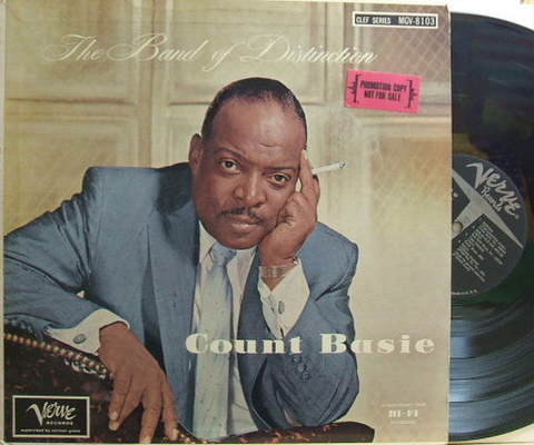 【米Verve mono】Count Basie/The Band of Distinction (Thad Jones, etc)