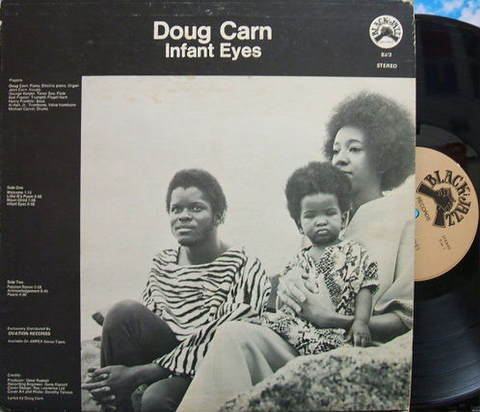 【米Black Jazz】Doug Carn/Infant Eyes