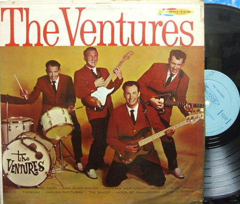 【米Dolton mono】The Ventures/Same
