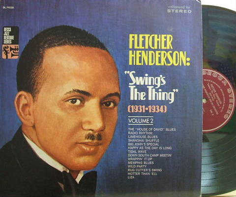 【米Decca】Fletcher Henderson/Swing's The Thing vol.2