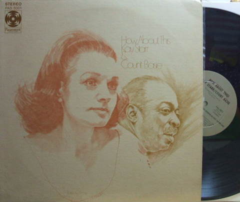 【米Paramount】Kay Starr & Count Basie/How About This