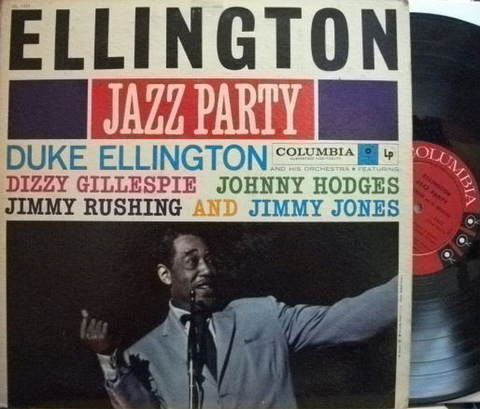 【米Columbia mono】Duke Ellington/Ellington Jazz Party