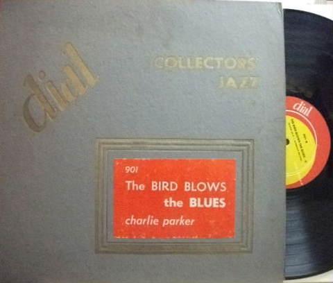 【米Dial mono】Charlie Parker/The Bird Blows The Blues (Miles Davis, Duke Jordan, etc)