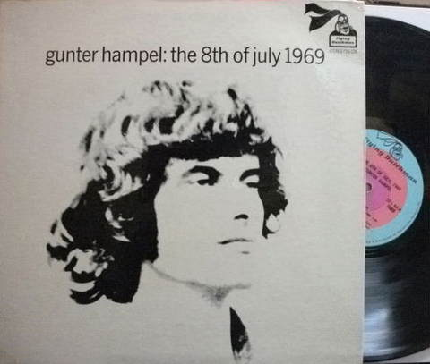 【米Flying Dutchman】Gunter Hampel/The 8th of July (Anthony Braxton, etc)