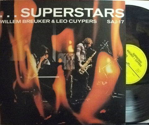 【独FMP】Willem Breuker & Leo Cuypers/Superstars