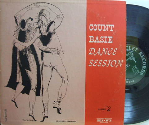 【米Clef mono】Count Basie/Dance Session #2