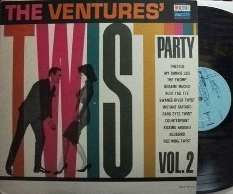 【米Dolton mono】The Ventures/Twist Party vol. 2