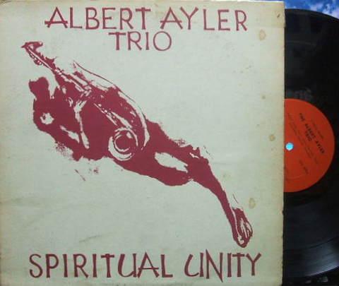 【米ESP mono】Albert Ayler/Spiritual Unity