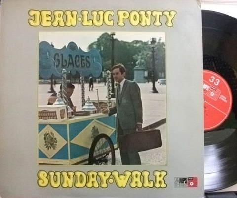 【独MPS】Jean-Luc Ponty/Sunday Walk (Wolfgang Dauner, etc)