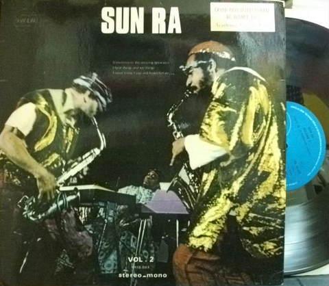 【仏Shandar】Sun Ra/Nuits de la Fondation Maeght vol.2