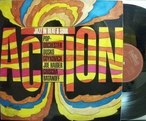 【独Intercode】Dusko Goykovich, Joe Hayder, Grischa Batanoff/Action - Jazz in Beat & Soul