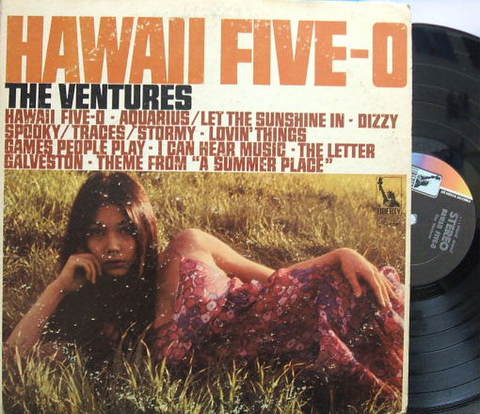 【米Liberty】The Ventures/Hawaii Five-O