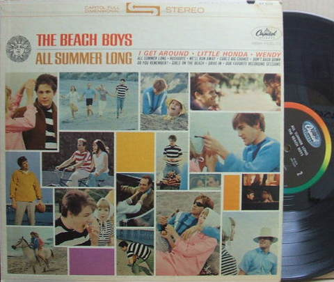 【米Capitol】The Beach Boys/All Summer Long