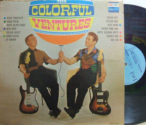【米Dolton mono】The Ventures/Colorful Ventures