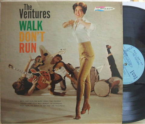 【米Dolton mono】The Ventures/Walk, Don't Run