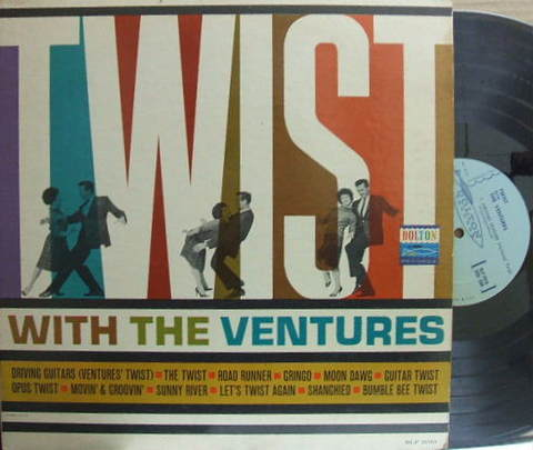【米Dolton mono】The Ventures/Twist