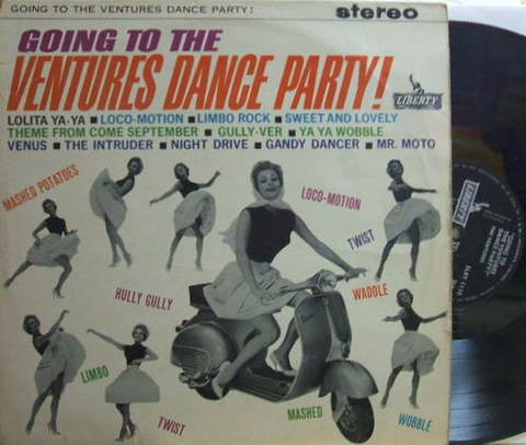 【英Liberty】The Ventures/Going To The Ventures Dance Party!