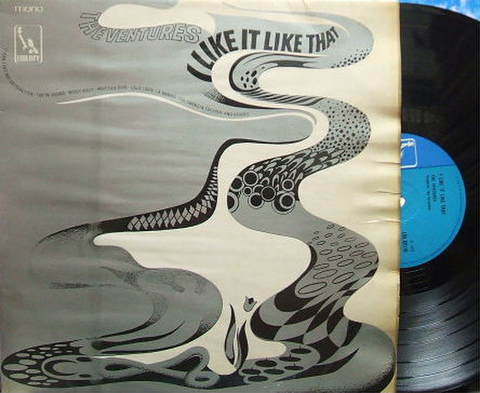 【英Liberty mono】The Ventures/I Like It Like That