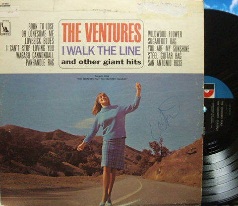 【米Dolton】The Ventures/I Walk The Line