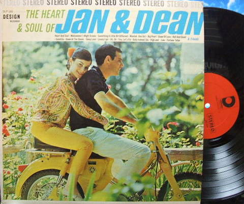 【米Design】Jan & Dean, etc/The Heart & Soul