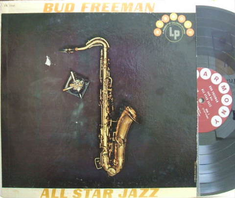 【米Harmony mono】Bud Freeman/All Star Jazz
