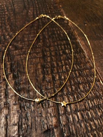 14KGF Hish  Necklace